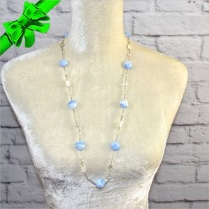 Jewelry - Cute Disc Bead Accented Necklace ~0cd40s0sc23